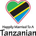 Happily Married Tanzanian