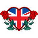 Heart Union Jack