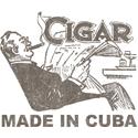 Vintage Cuban Cigar