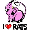 Rat T-shirt, Rat T-shirts