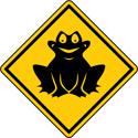 Frog Sign