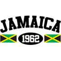 Jamaica 1962