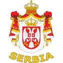 Stylized Serbia