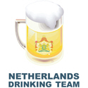 Netherlands Drinking Team