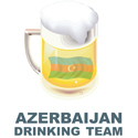Azerbaijan Drinking Team