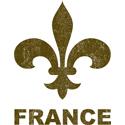 Vintage France Fleur De Lis