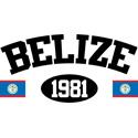 Belize 1981