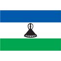 Lesotho Flag 2006