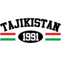 Tajikistan 1991
