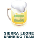 Sierra Leone Drinking Team