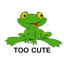 Too Cute Frog