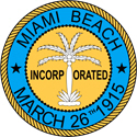 Miami Beach Seal