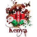 Butterfly Kenya T-shirt
