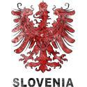 Vintage Slovenia Eagle