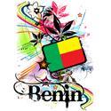 Flower Benin T-shirt