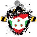 Hip Burundi T-shirt