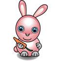 Cute Rabbit Merchandise