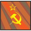 Soviet Symbol T-shirt, Soviet Symbol T-shirts