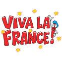 Viva La France T-shirts