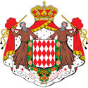 Monaco Coat Of Arms