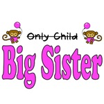 Only - Big Sister Monkey