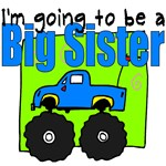 Monster Truck Big Sister