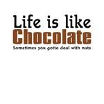 Life is like Chocolate