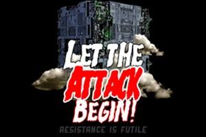 Star Trek : Resistance Is Futile