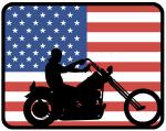 American Motocycle Riding