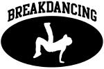 Breakdancing (BLACK circle)