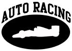Auto Racing (BLACK circle)