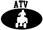 ATV (BLACK circle)