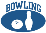 Bowling (blue circle)