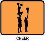 Cheer (orange)