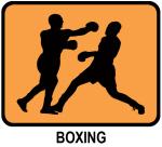 Boxing (orange)