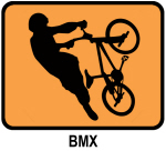 BMX (orange)