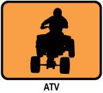 ATV (orange)