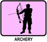 Archery (pink)