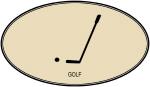 Golf (euro-brown)