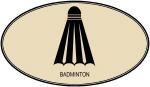 Badminton (euro-brown)