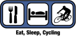 Eat, Sleep, Cycling