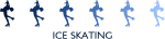 Ice Skating (blue variation)