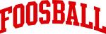 Foosball (red curve)