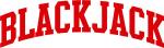 Blackjack (red curve)