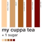 My Cuppa Tea - 1 Sugar