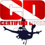 CD Certified Diver