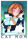 CAT MOM No. 5