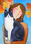 CAT LADY &