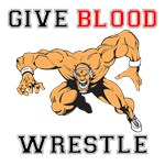 Give Blood Wrestle