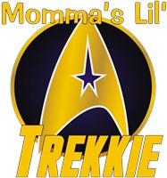 Momma's Lil' Trekkie